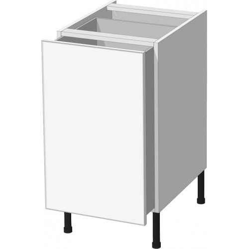 Floor Units with Bin Drawer