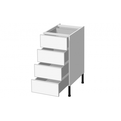 Floor Units with Drawers